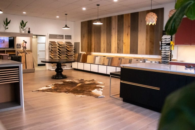 Flooring, Cabinetry, Countertop, and Stair Showroom, Design and Installation | Pinecone Inc. | Mount Vernon, WA